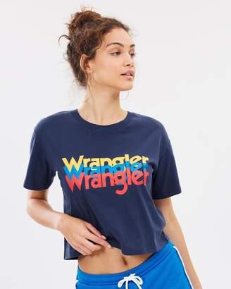 Wrangler Sport Tri Tee