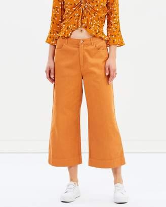 MinkPink Zepher Cropped Jeans