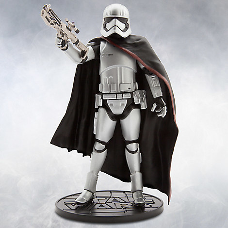 Captain Phasma Elite Series Die Cast Action Figure - 7 1/4'' - Star Wars: The Force Awakens