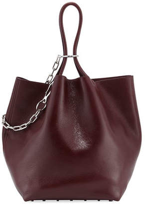 Alexander Wang Roxy Large Soft Leather Tote Bag