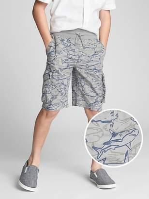 Gap Pull-On Cargo Shorts