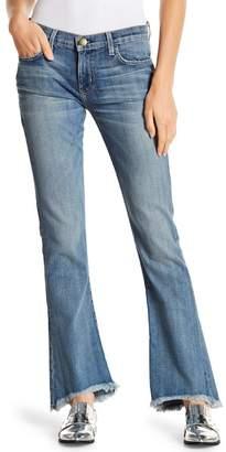 Current/Elliott The Flip Flop Flared Denim Jeans