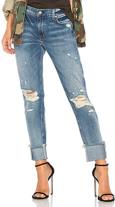 ei8ht dreams Cuffed Slim Boyfriend Jeans.