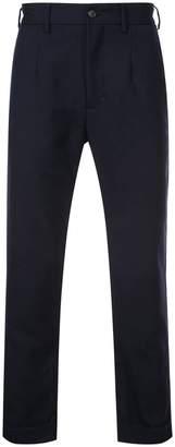 Engineered Garments straight cut trousers