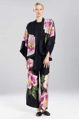 Natori Josie Clair De Lune Kimono Jacket