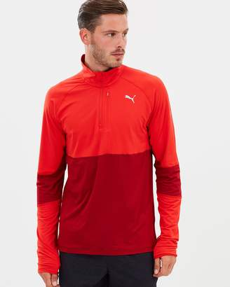 Puma Run Half Zip Top