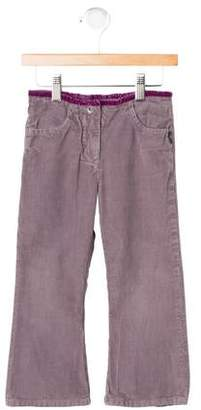 Paul Smith Girls' Corduroy Pants
