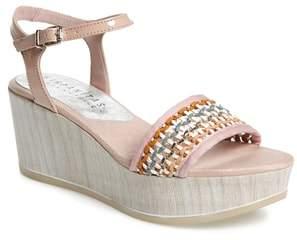 Hispanitas Colbi Platform Wedge Sandal