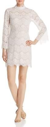Aqua Illusion Lace Dress - 100% Exclusive