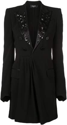 DSQUARED2 tailored blazer dress