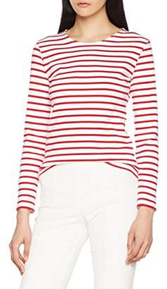 Armor Lux Women's Marinière Lesconil T-Shirt,14 (L)