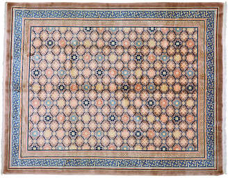 """One Kings Lane Vintage Antique Chinese Rug - 8' x 10'1"""" - Orientalist Home"""