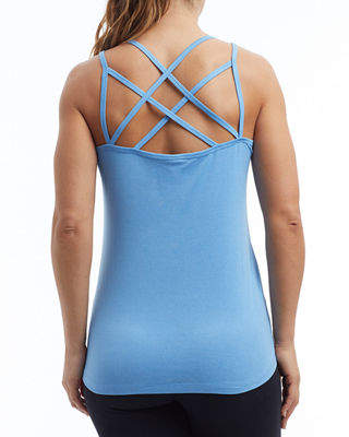 The Balance Collection Cecily Strappy Activewear Tank