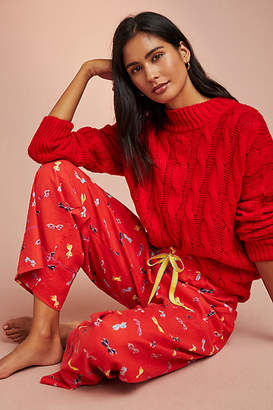 Floreat Festive Flannel Sleep Pants