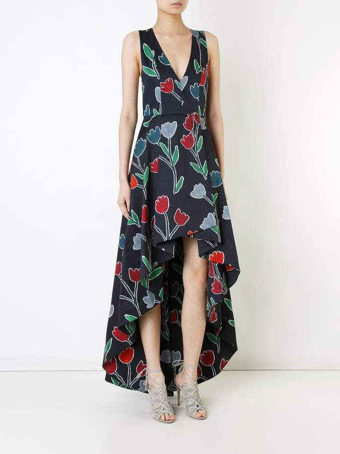 Alice + Olivia Alice+Olivia Beckie gown