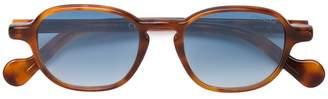 Moncler Eyewear tortoiseshell-effect sunglasses