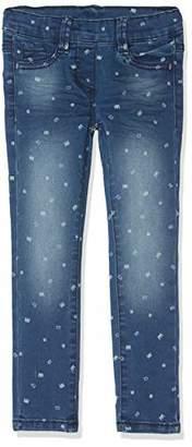 S'Oliver Girl's 53.811.71.3269 Jeans, (Dark Blue Denim Stretch 56z4)