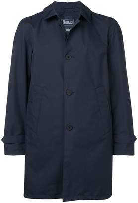 Herno single-breasted trench coat