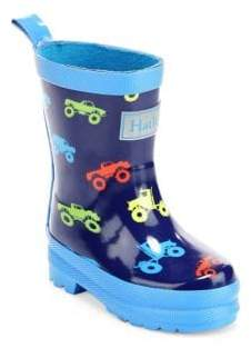 Hatley Baby& Kid's Color Changing Monster Truck Rain Boots