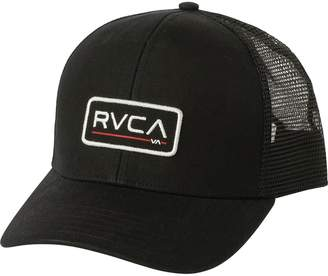 RVCA Ticket Trucker II Hat - Men's