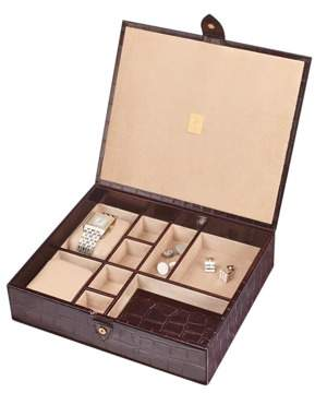 Aspinal of London Gents Accessory Case