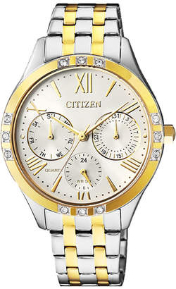 Citizen ED8174-55A Two Tone Watch