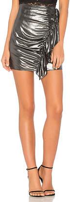 Krisa Seymore Ruffle Skirt