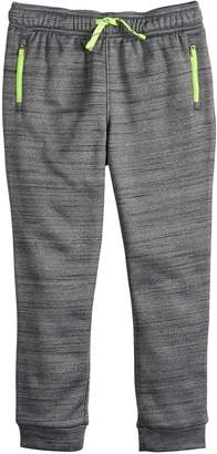 Boys 4-12 Jumping Beans Fleece Active Jogger Pants