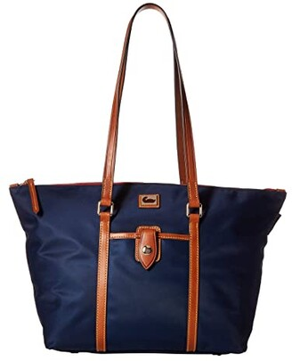 Dooney & Bourke Camden Large Zip Tote