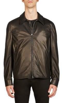 Acne Studios Lior Leather Jacket