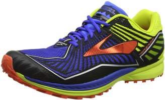Brooks Men's Mazama Running Shoe (BRK-110235 1D 3886280 9.5 455 BLUE/LIME/CHERRY)