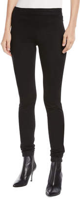 The Row Stratton Stretch Cotton Leggings