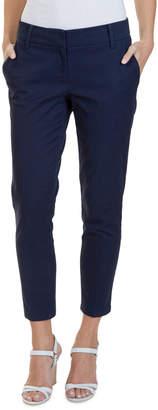 Nautica Cropped Slim Cuffed Pants
