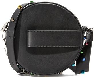 Mugler Swahili Small Messenger Bag $2,050 thestylecure.com