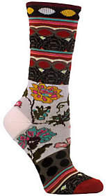 Ozone Design Set of 2 Fille Socks