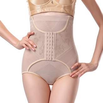 38648bb35b Zarbrina Strapless Body Shaper High Waist Tummy Control Butt Lifter Panty  Slim
