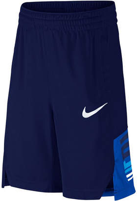 Nike Big Boys Elite Basketball Shorts