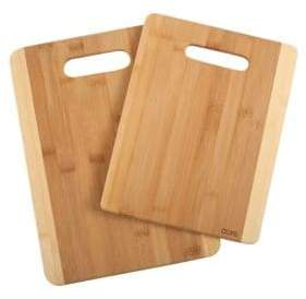 Core Home Two-Piece Daisy Cutting Board Set