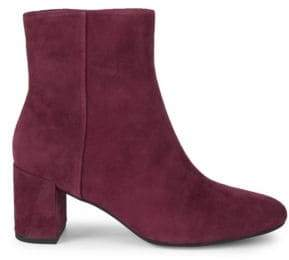 1b4a00d7112 Taryn Rose Suede Women s Boots - ShopStyle