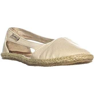 BearPaw Women's Danica Ankle-High Fabric Flat Shoe - 9M