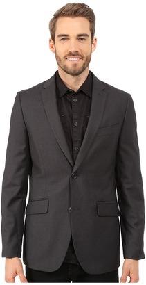 Perry Ellis Slim Fit Pattern Jacket $139.99 thestylecure.com