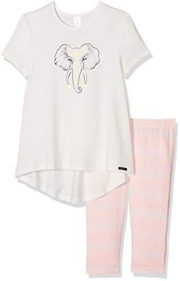 Skiny Girl's Lovely Dreams Sleep 3/4 Pyjama Sets