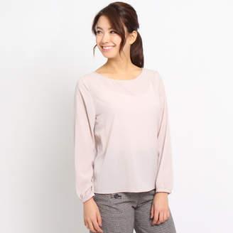 Dessin (デッサン) - Dessin(Ladies) Cucux バックレースアップシャツ