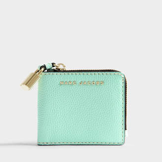 Marc Jacobs The Grind Snap wallet