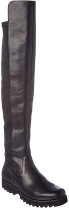 Donald J Pliner Ronda Leather Over-The-Knee Boot
