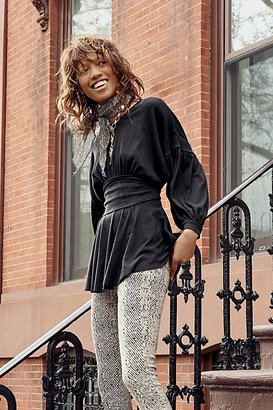 Time Traveler Top by Free People $68 thestylecure.com