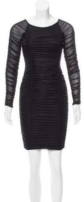 Wolford Jacquard Bodycon Dress