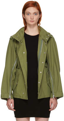 3.1 Phillip Lim Green Field Jacket