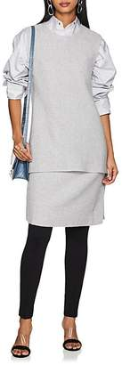 Derek Lam Women's Rib-Knit Cashmere Tunic Sweater
