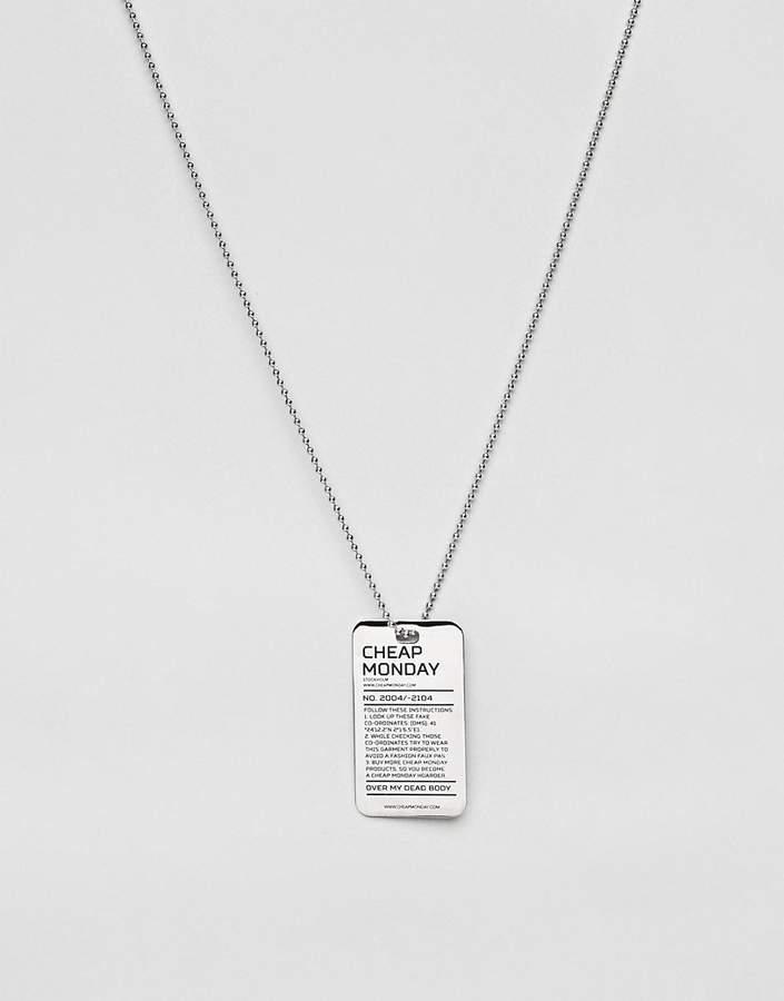 – Army Tag – Halskette